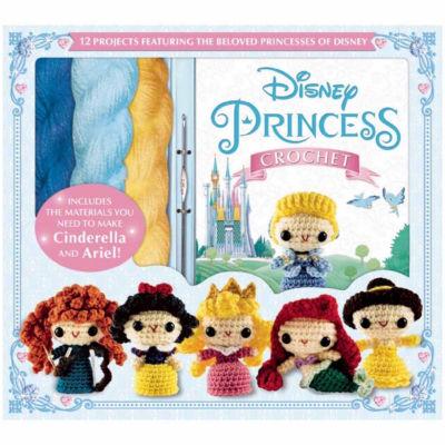 Kids Disney Princess Crochet Kit