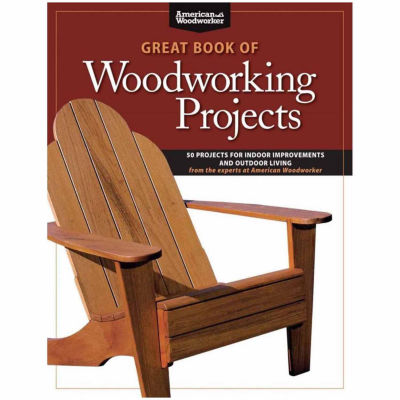 Kids Great Book of Woodworking