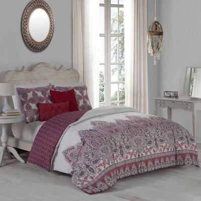 Avondale Manor 5-pc. Reversible Comforter Set