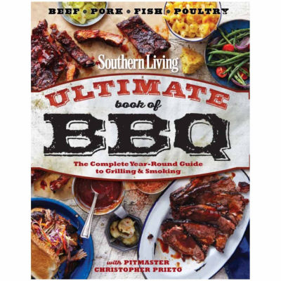 "Southern Living ""Ultmate Book of BBQ"""