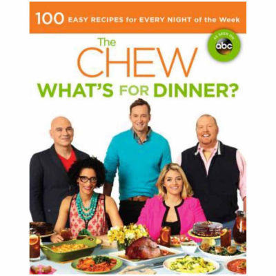 The Chew What's For Dinner?