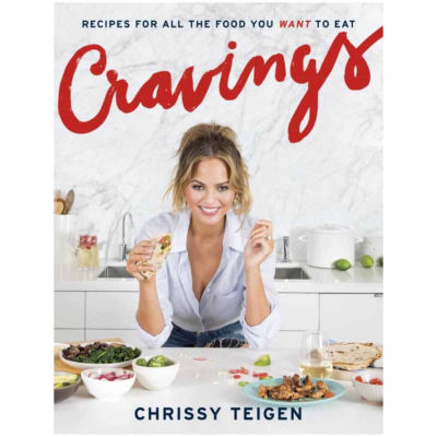 """Cravings"" by Chrissy Teigen"