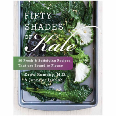 """""""Fifty Shades Of Kale"""" Cookbook"""