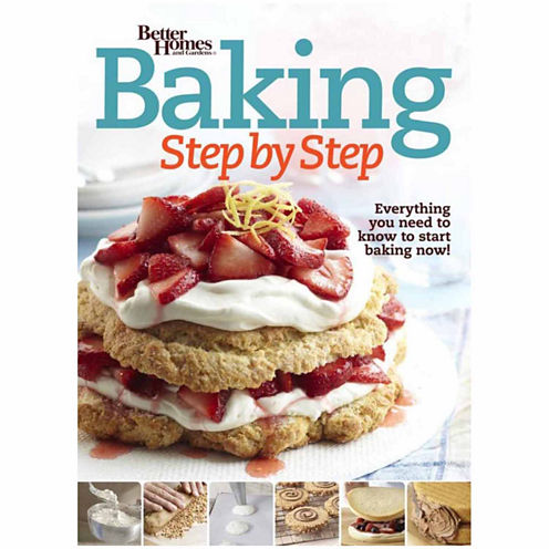 "Better Homes ""Baking Step-by-Step"""