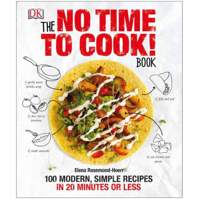 The No Time To Cook! Book