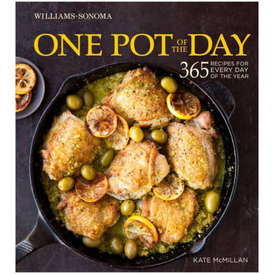 """One Pot Of The Day"" Williams Sonoma"