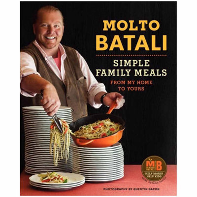 Molto Batali Cookbook