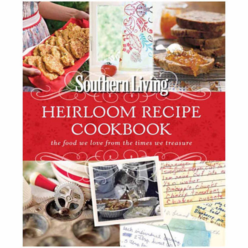 "Southern Living ""Heirloom Recipe Cookbook"""