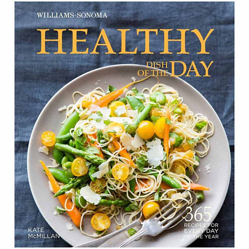 """""""Healthy Dish Of The Day"""" Williams Sonoma"""