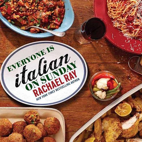 "Rachael Ray ""Everyone Is Italian On Sunday"""