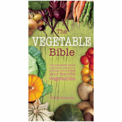 """The Vegetable Bible"" by Tricia Swanton"