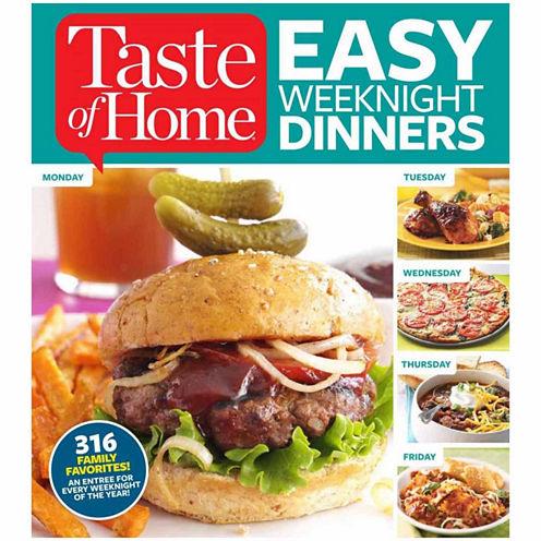 "The Taste of Home ""Easy Weeknight Dinner"""