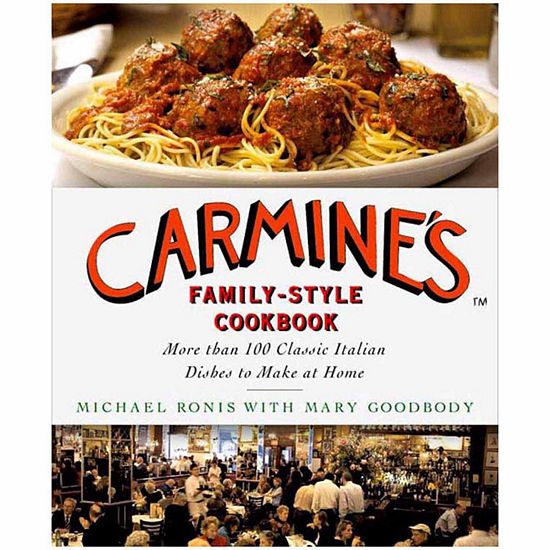 Carmines Family-style Cookbook