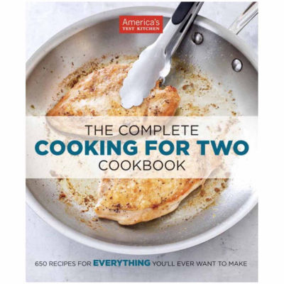 The Complete Cooking For 2 Cookbook