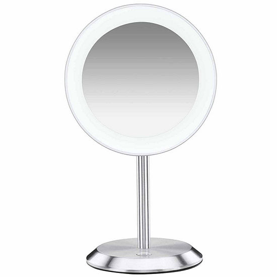 Conair® 8X Led Single-Sided Mirror
