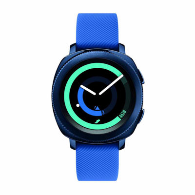 Samsung Gear Sport Blue Smart Watch-Sm-R600nzbaxar