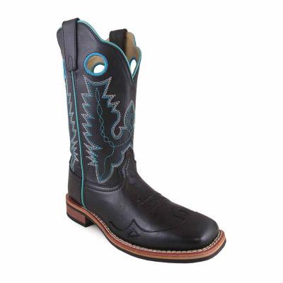 "Smoky Mountain Women's Marianna 10"" Leather Cowboy Boot"