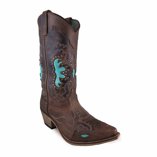 Smoky Mountain Womens Moon Bay Cowboy Boots