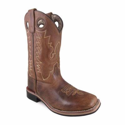 "Smoky Mountain Women's Napa 10"" Leather Cowboy Boot"