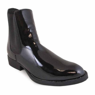 "Smoky Mountain Women's Jodphur 6"" Patent Leather Riding Boot"
