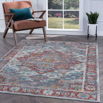 Tayse Aria Addison Rectangular Rugs