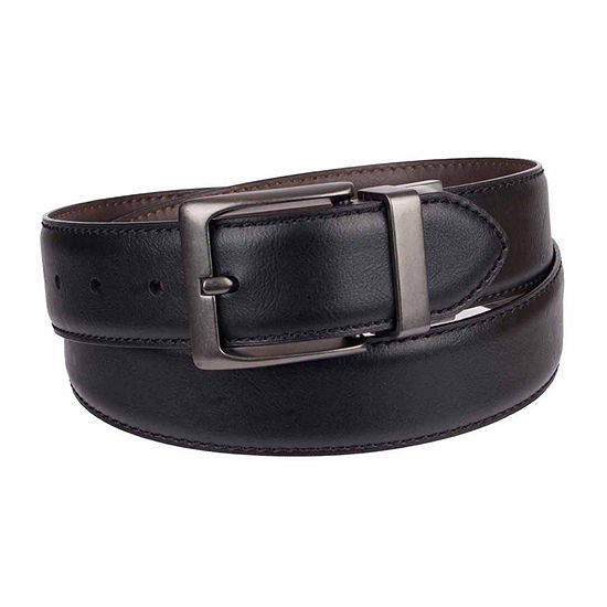 Levis Reversible Casual Mens Belt With Feather Edge