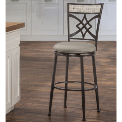 Halstead Swivel Counter Stool