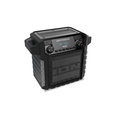 Ion Audio Offroad Bluetooth All-Weather Portable Speaker