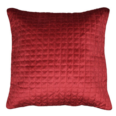 Square Quilted Throw Pillow