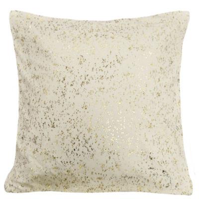 Zeus Plush Square Throw Pillow