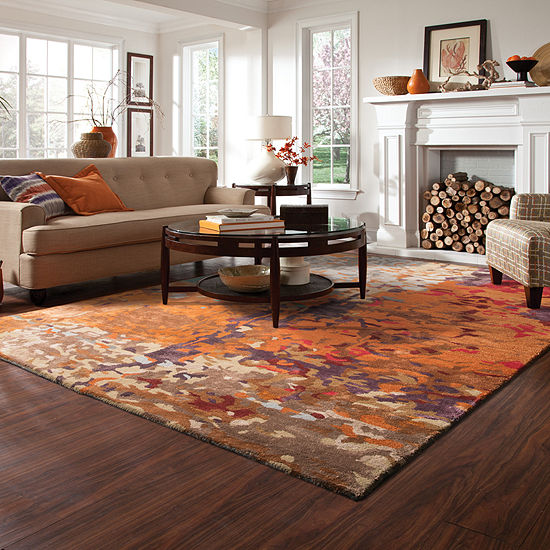 Covington Home Paramount Tempo Hand Tufted Rectangular Indoor Rugs