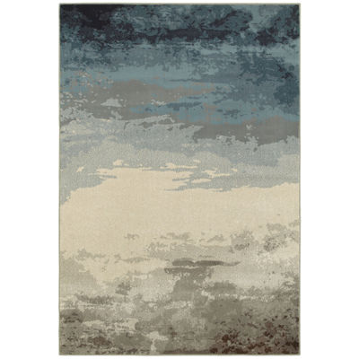 Covington Home Landon Ombre Rectangular Rugs