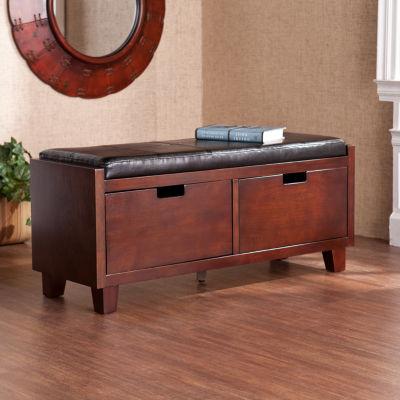 Southlake Furniture 2-Drawer Bench