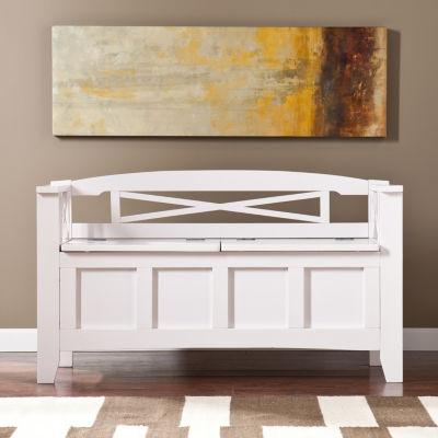 Awesome Southlake Furniture Cutler Storage Bench