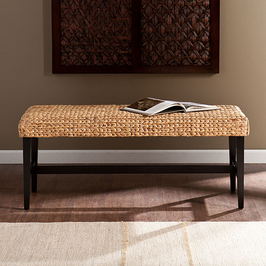 Southlake Furniture Water Hyacinth Bench