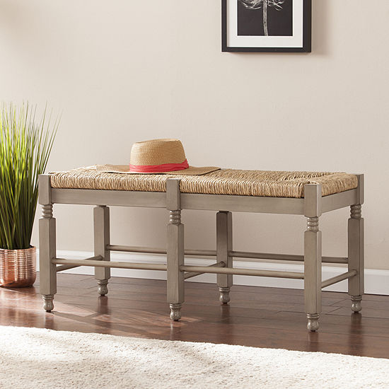 Southlake Furniture Bench Cocktail Table