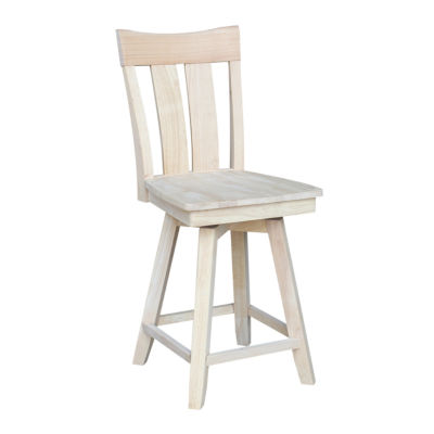 Ava Counter Height Swivel Barstool