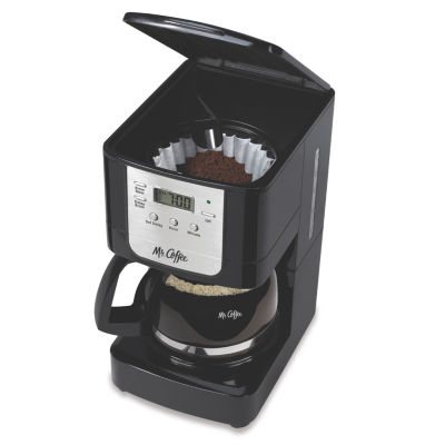 Mr. Coffee® Advanced Brew 5-Cup Programmable Coffee Maker