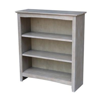 """Shaker 36"""" Wood Bookcase"""