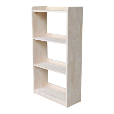 "Abby 50"" Wood Bookcase"