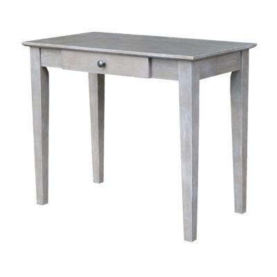 Wood Writing Table