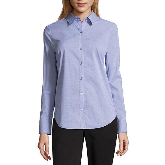 cdee6bbd894 Worthington Essential Shirt JCPenney