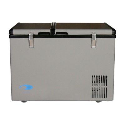 Whynter 62 Quart Dual Zone Portable Fridge/ Freezer
