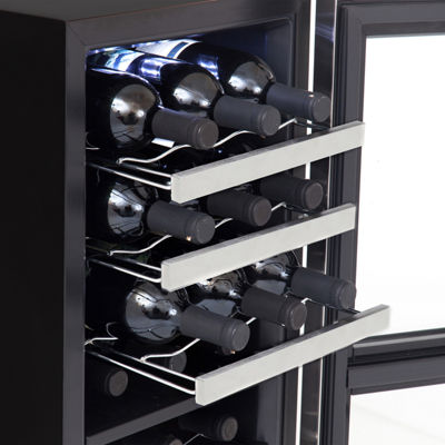 Whynter 24 Bottle Dual Zone Thermoelectric Wine Cooler