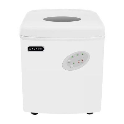 Whynter Portable Ice Maker 33 lb Capacity - White