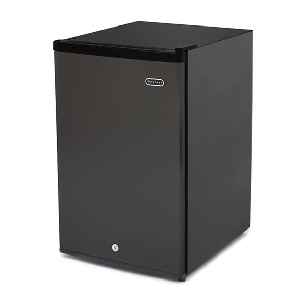 CUF-301BK Whynter 3.0 cu. ft. Energy Star Upright Freezer with Lock – Black