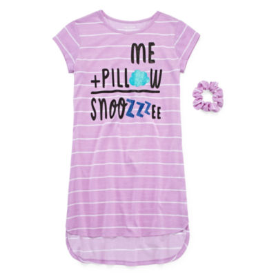 Arizona Short Sleeve Nightshirt Girls