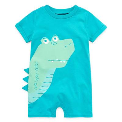 Okie Dokie Dinosaur Creeper - Baby Boy NB-12M