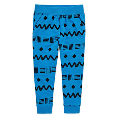 Okie Dokie French Terry Jogger Pants - Toddler Boys