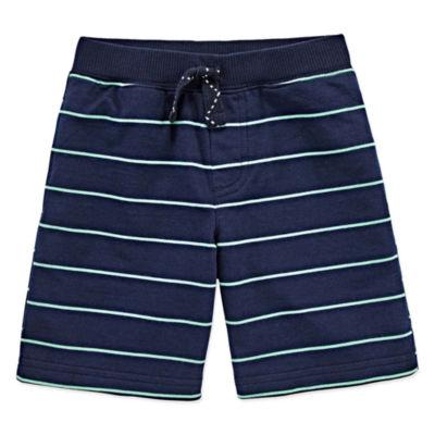 Okie Dokie Pull-On Shorts Toddler Boys